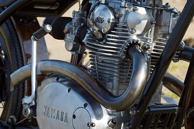 Yamaha XS650 Bobber 7