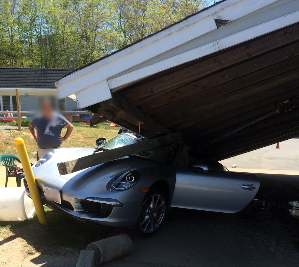 car wash porsche 2
