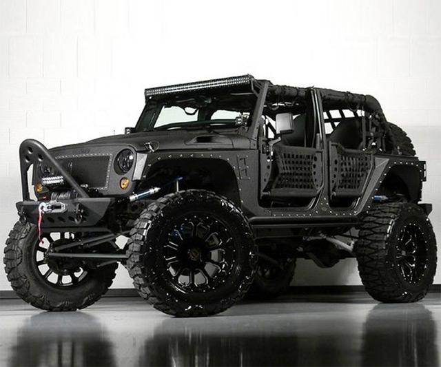 Full Metal Jacket Jeep 1