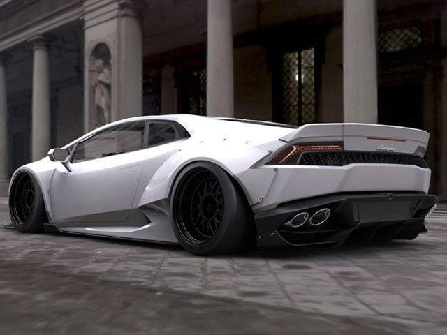 Lamborghini Huracan Body Kit 3