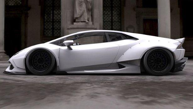 Lamborghini Huracan Body Kit 5