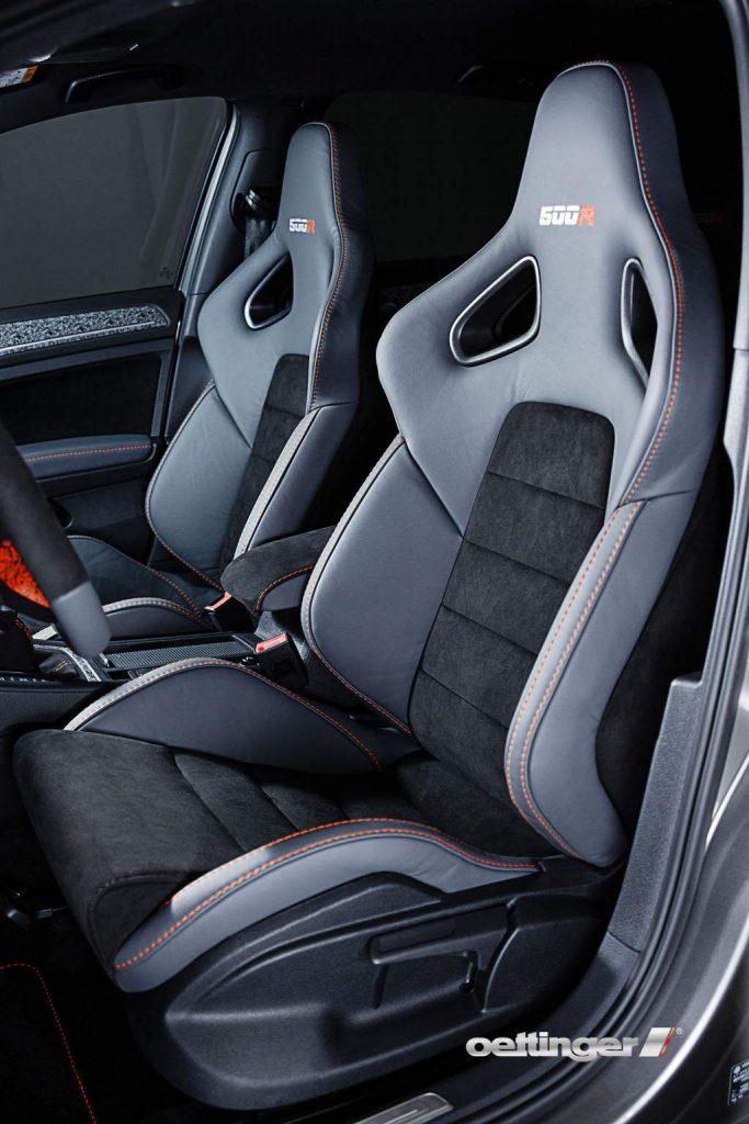 R500 Golf Seats