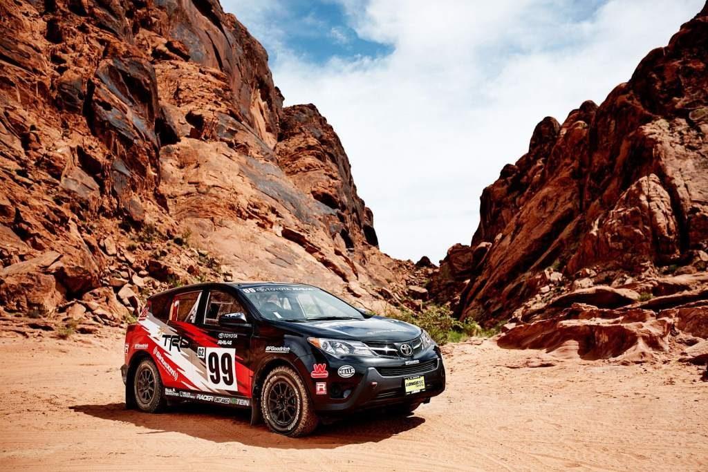 RAV4 Rally Car Ryan Millen