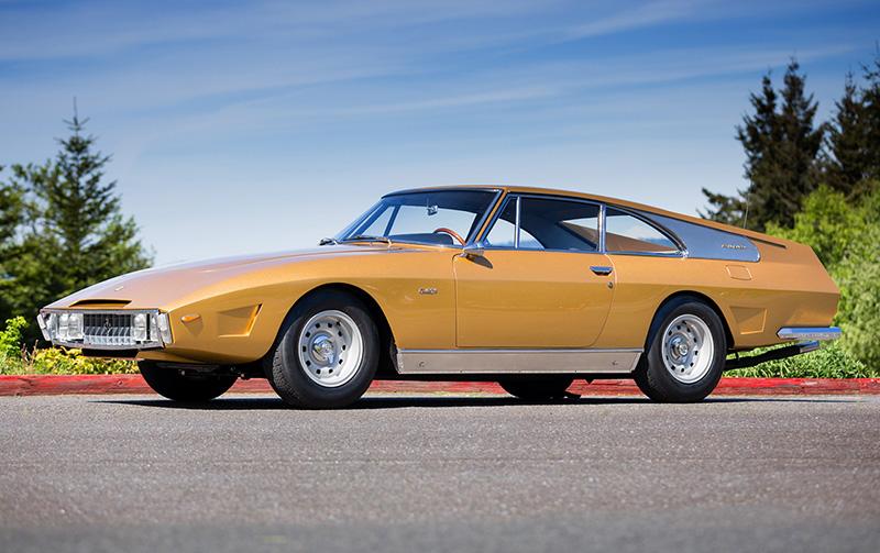 Ugly Ferrari 1