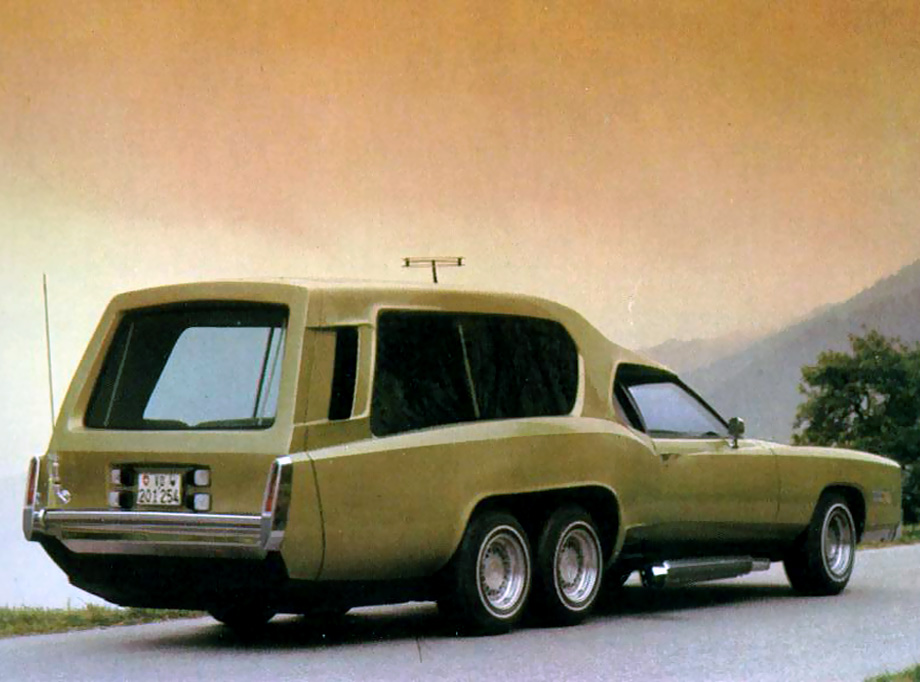 Cool Station Wagons 1