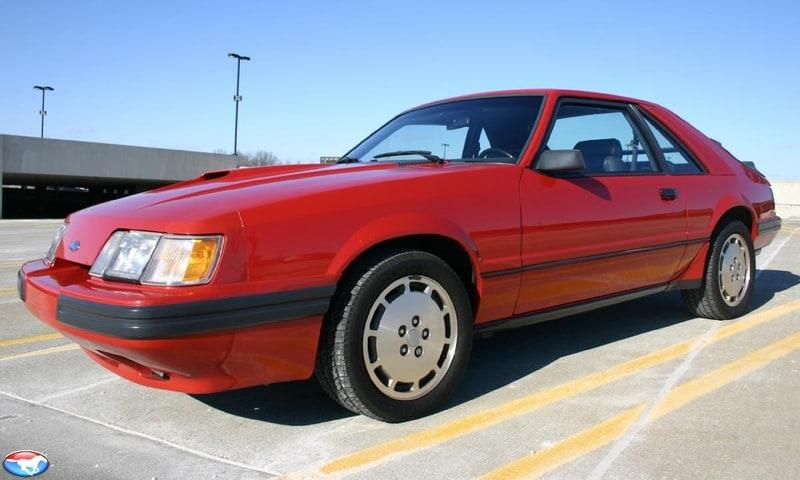 Best Mustang Model 7