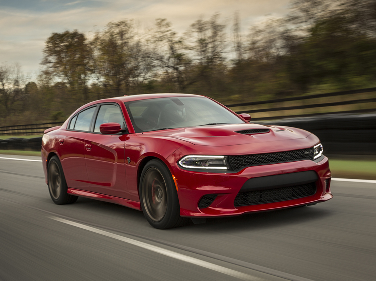 Dodge Charger - 4 Door Muscle Cars