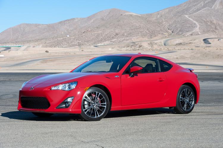 Best Sports Cars 2015 - Scion FR-S