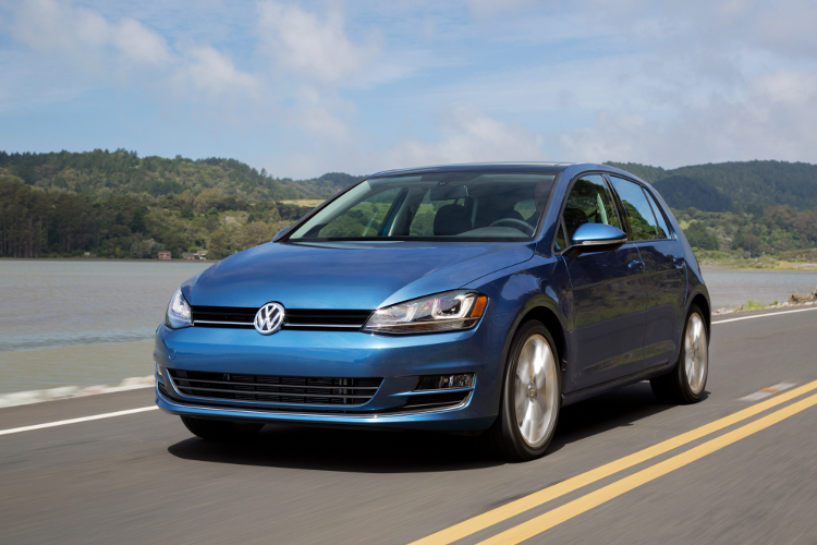 Best Cars Under $20000 - 2015 VW Golf