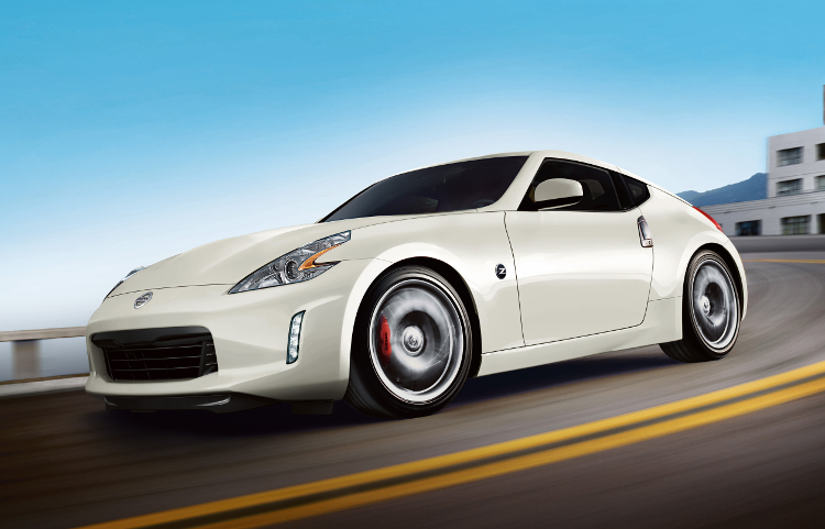 Best Sports Cars 2015 - 2016 Nissan 370Z Coupe