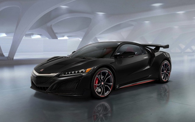2017-Acura-NSX-Type-R-front-view