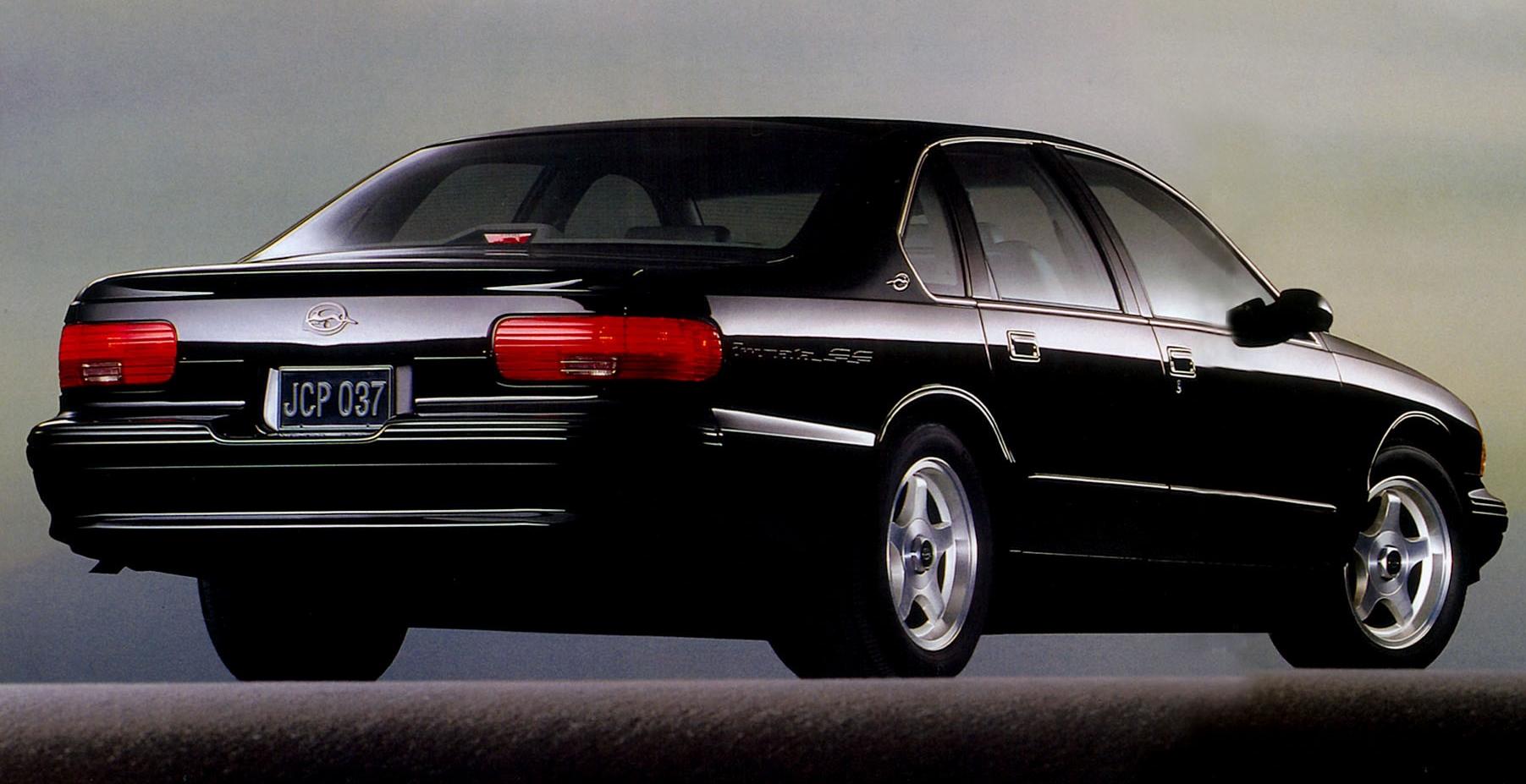Impala - 4 Door Muscle Cars
