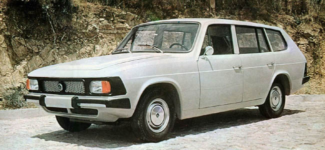 Cool Station Wagons 15