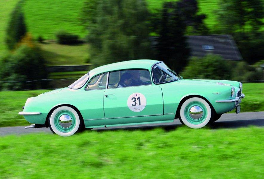 Volkswagen Kit Cars - Ghia