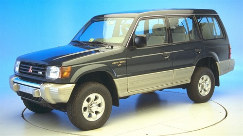 Most Underrated Cars - Mitsubishi Montero