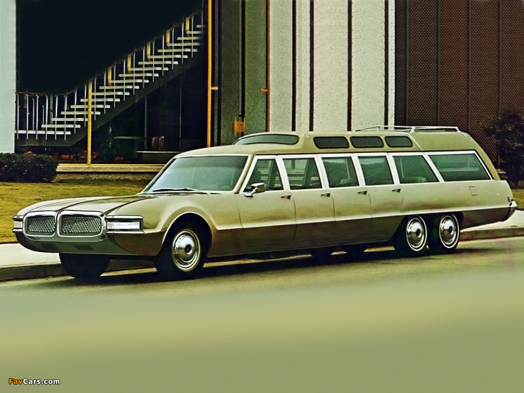 Cool Station Wagons 5