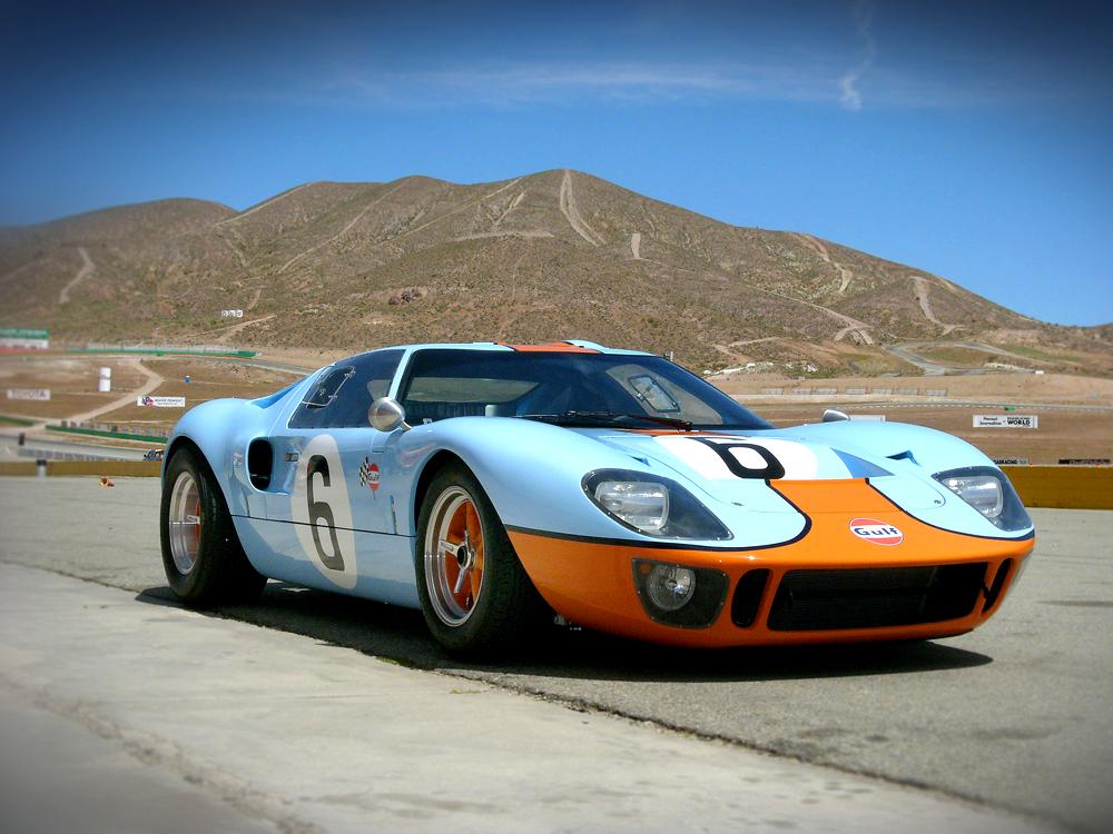 SP GT40