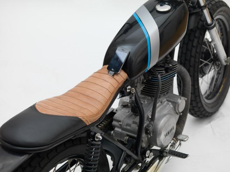 Yamaha SR250 Tracker 5