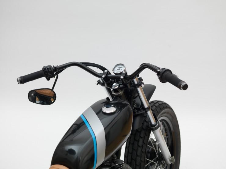 Yamaha SR250 Tracker 7
