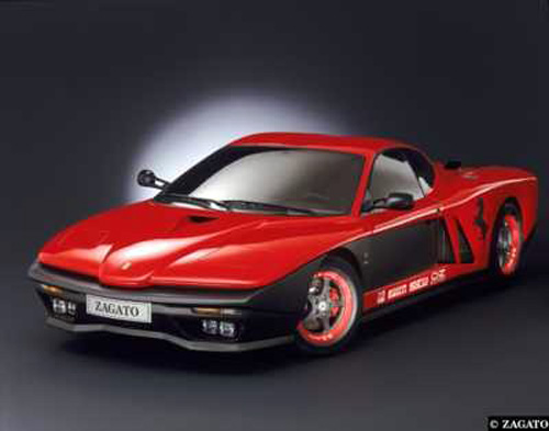 Ugly Ferrari 2
