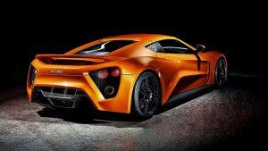 Zenvo+ST1+Orange+Wallpaper