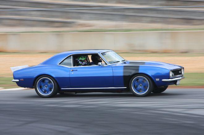 '68 Camaro Pro Touring 2