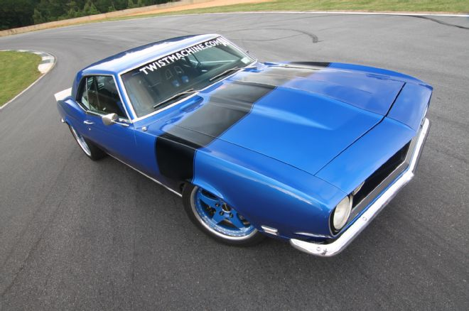 '68 Camaro Pro Touring 3