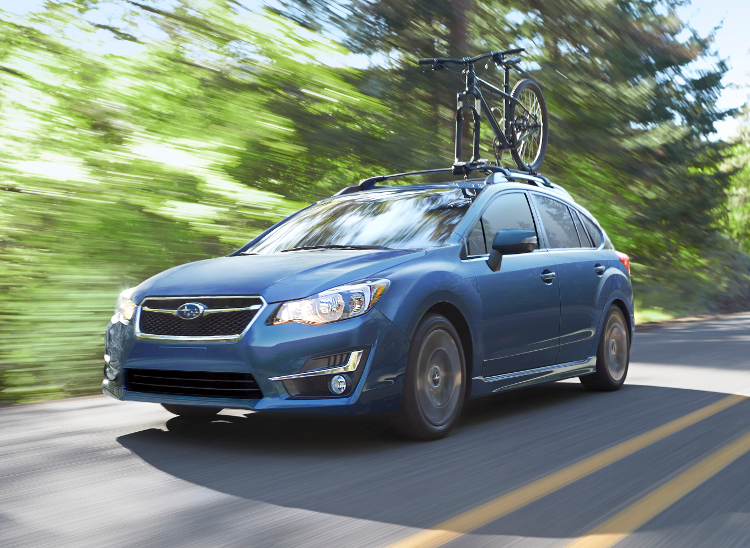 Best Cars Under $20000 - 2015 Subaru Impreza
