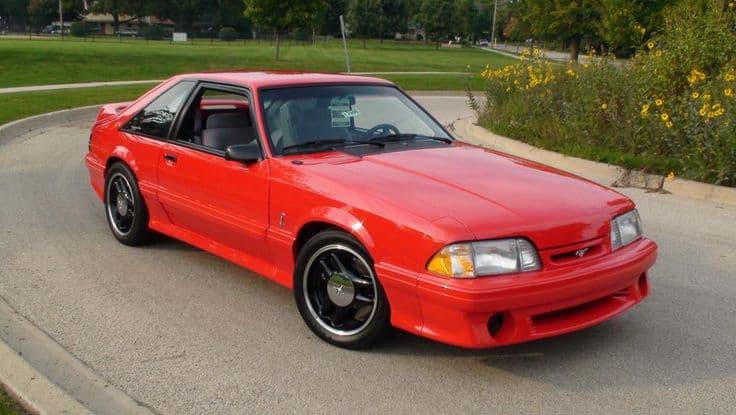 Best Mustang Model 8
