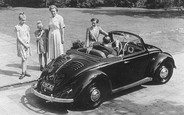 Volkswagen Kit Cars - Type 14A