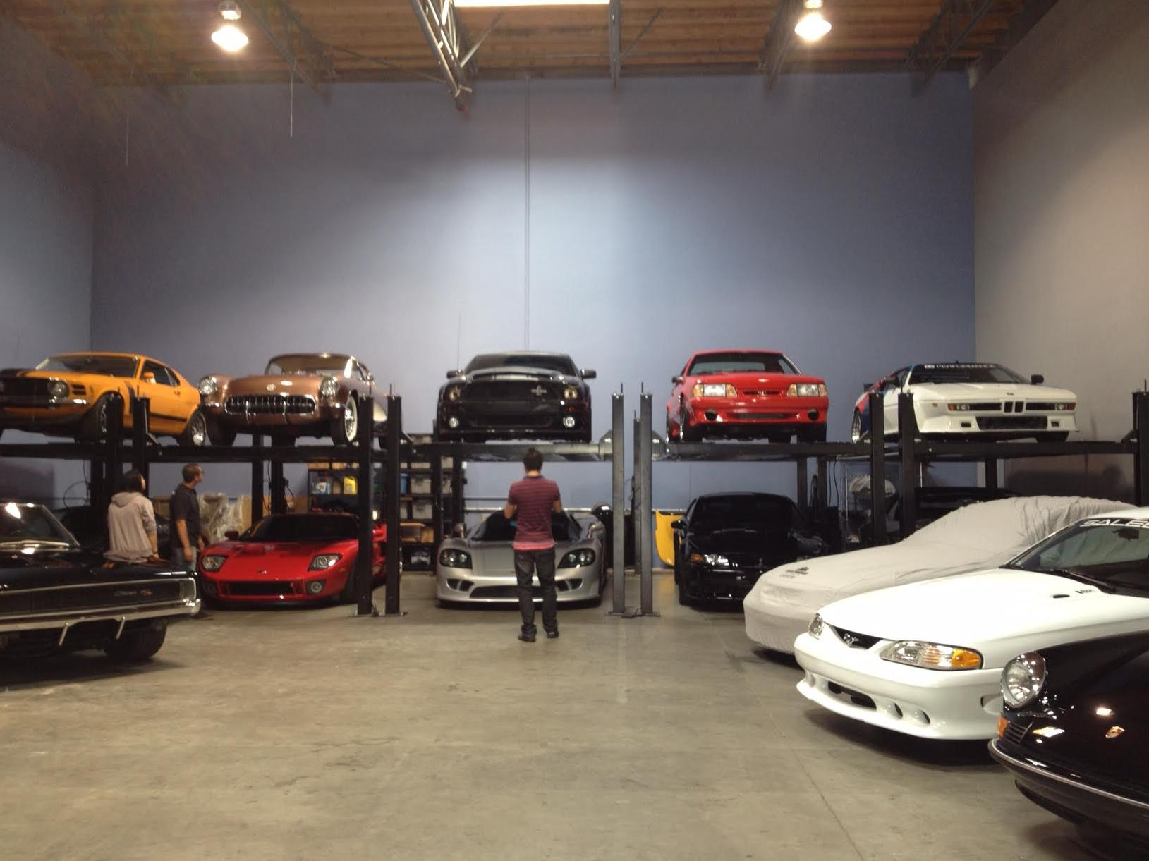 paul walker car collection 2