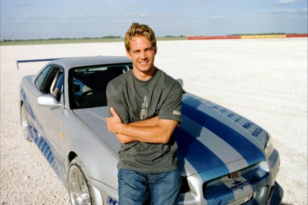 paul walker car collection 1