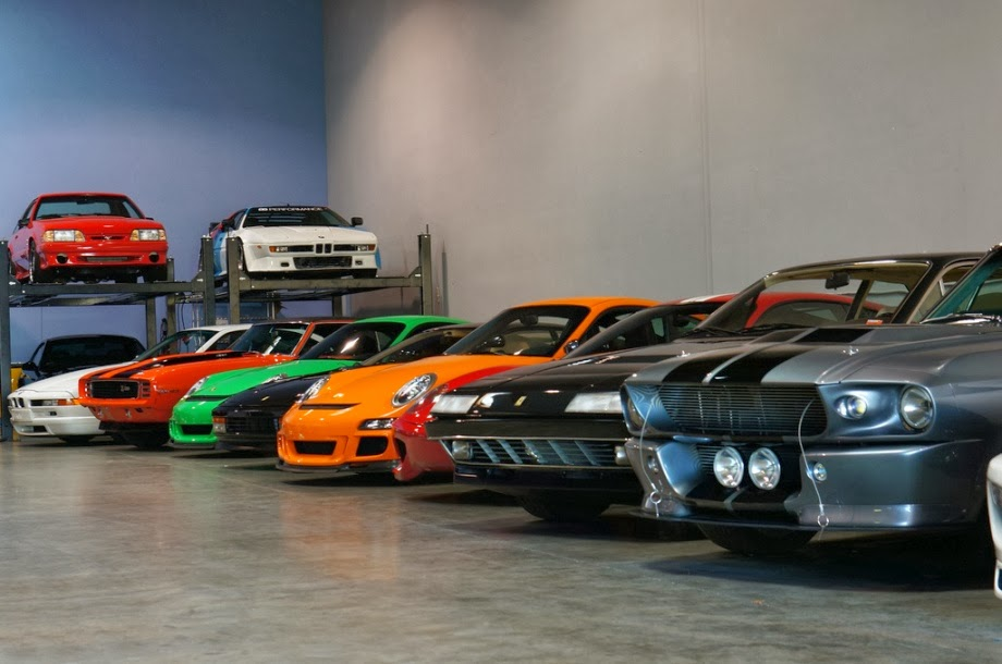 paul walker car collection 5
