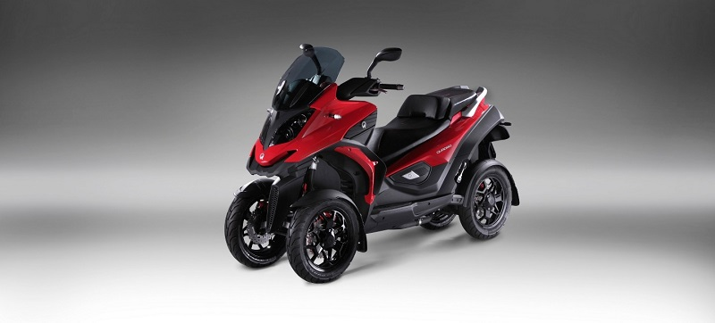 Quadro4 Scooter 1