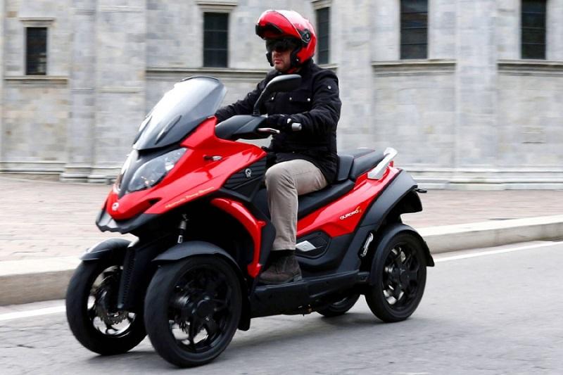 Quadro4 Scooter 3