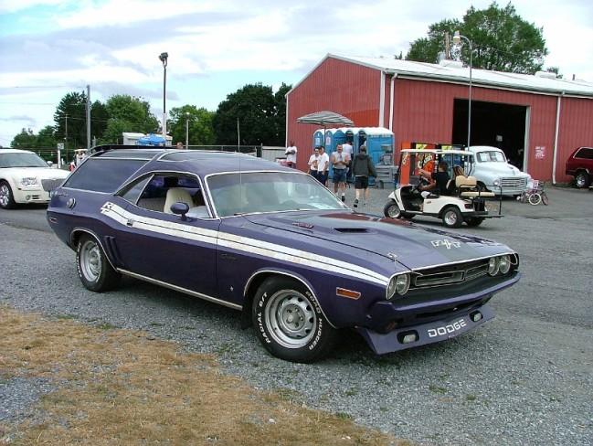 Dodge Magnum Hellcat 3