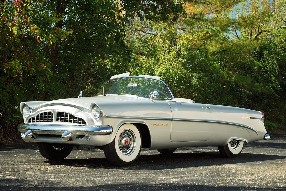 Rare American Cars - Packard Panther