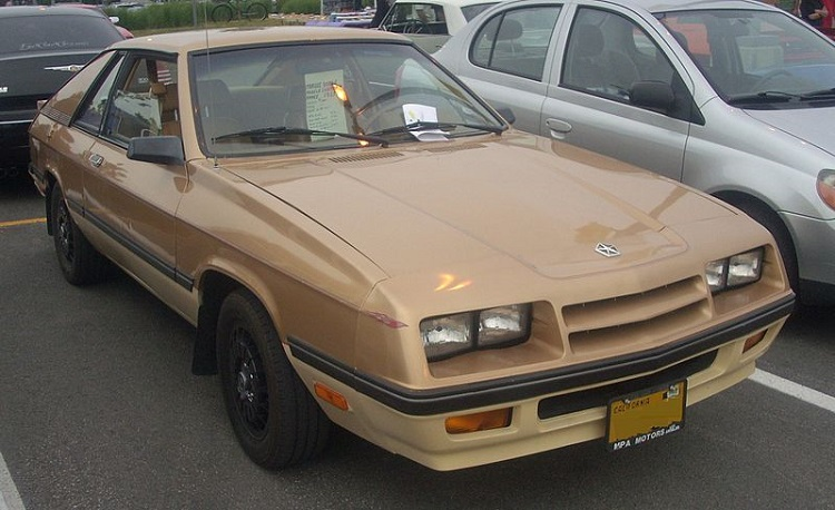 1985 Dodge Charger