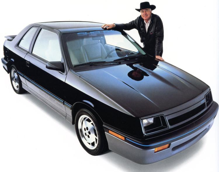 1980s Cars - 1987 Dodge Shelby CSX-02