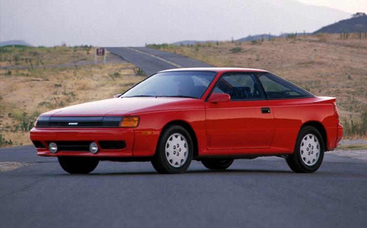 1980s Cars - 1989 Celica All-Trac Turbo