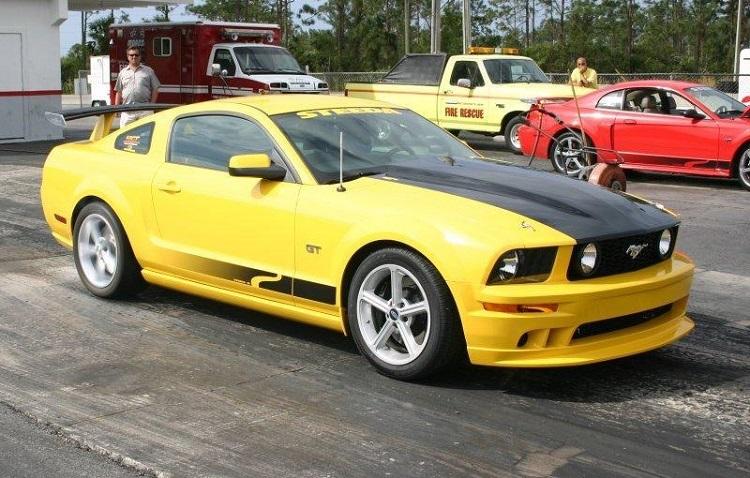 2006 Ford Mustang Steeda Q 525