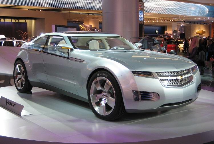 2007 Chevrolet Bolt Concept Photo by: NAParish