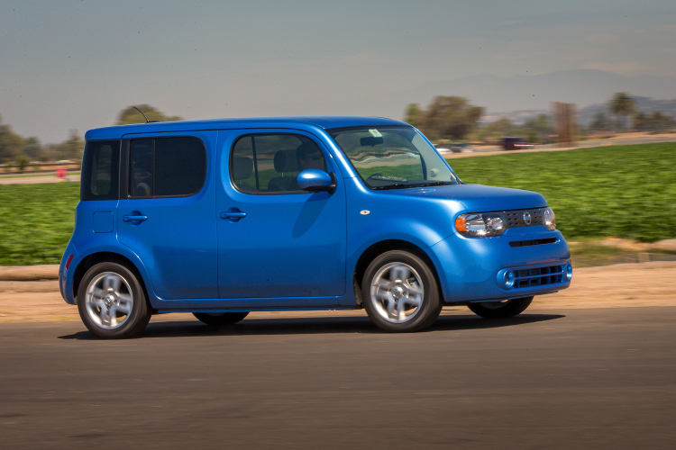 Ugliest Car In The World - Nissan Cube