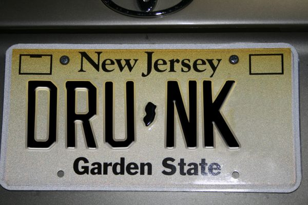 Weird State Laws - No License Plate Personalization