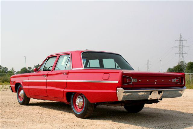 Rare American Cars - Dodge Coronet