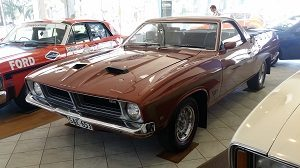 By TuRbO_J from Adelaide, Australia (Ford Falcon 500 GS 351 Ute (XB Series)) [CC BY 2.0]