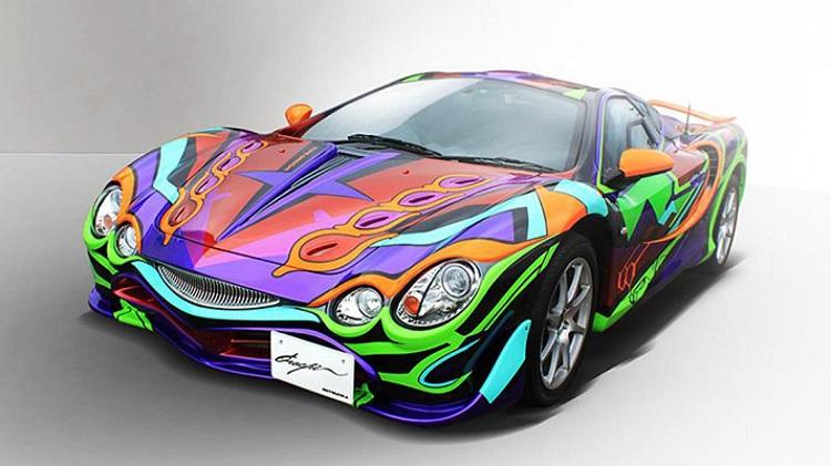 Ugliest Car In The World - Mitsuoka Orochi