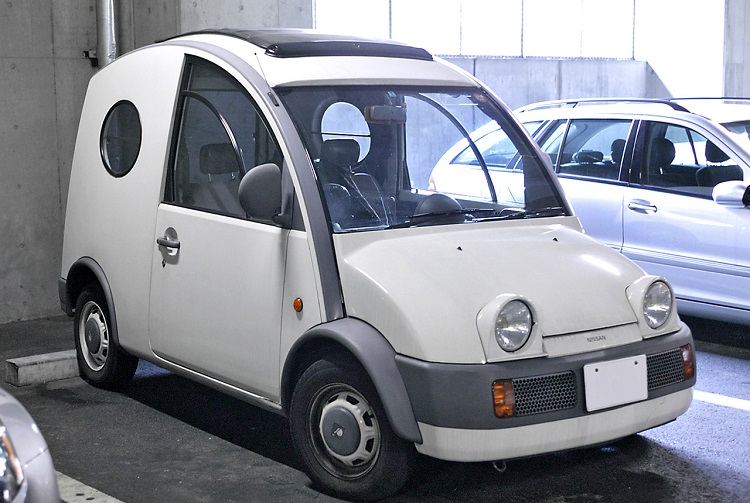 Ugliest Car In The World - Nissan S Cargo
