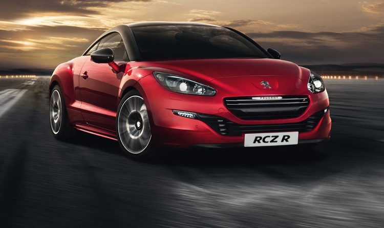 Unknown Cars - Peugeot RCZ R