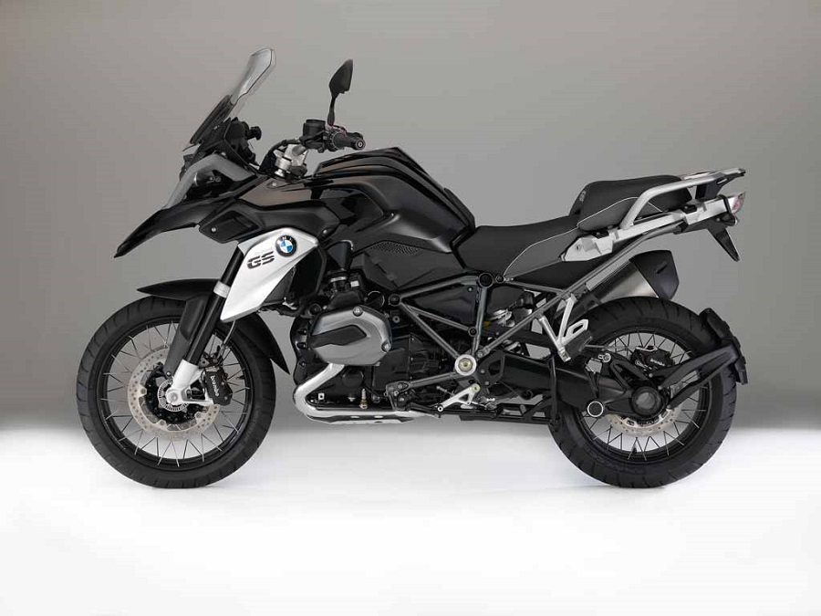 BMW R1200GS Triple Black 3